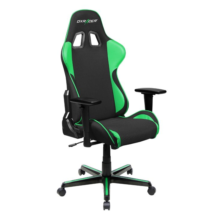 Dxracer Oh Fh11 Ne High Back Ergonomic Office Chair Strong Mesh Pu