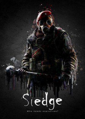 sledge rainbow six siege elite | R6 | Rainbow six siege art
