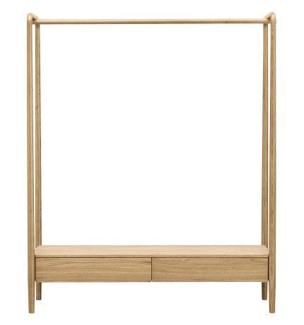 Frame\' Clothes Rack - Oak | David Jones | MY DREAM HOME | Pinterest ...