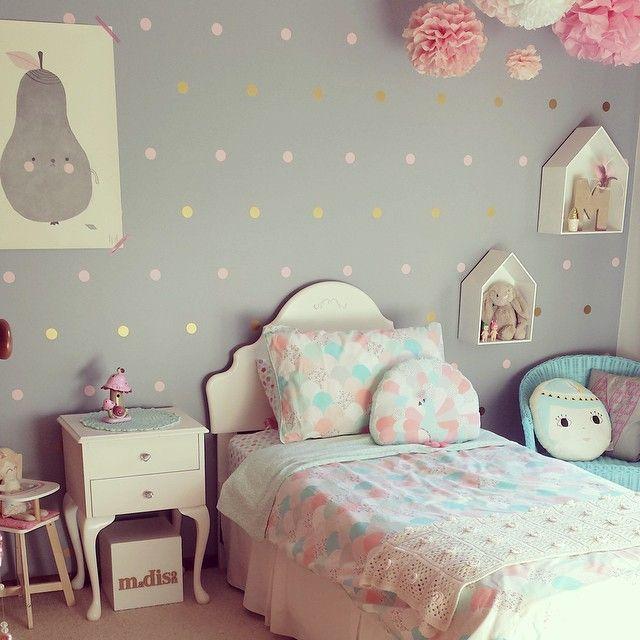 tapisserie chambre enfant deco en 2019 chambre. Black Bedroom Furniture Sets. Home Design Ideas