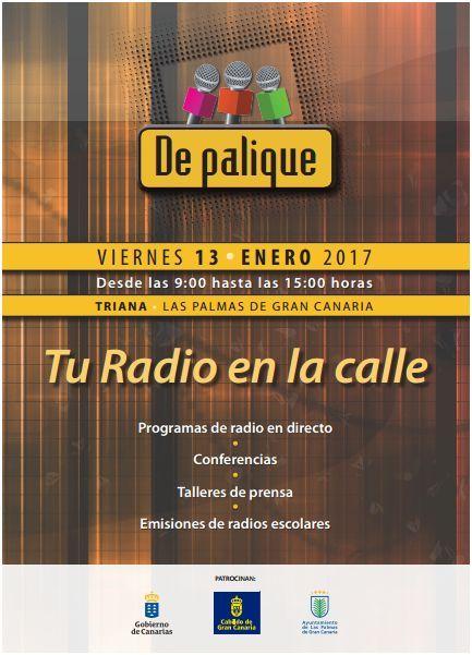 Radios Escolares Cep Telde Canarias Nuestras Radios En La Calle Radios Calle Radio