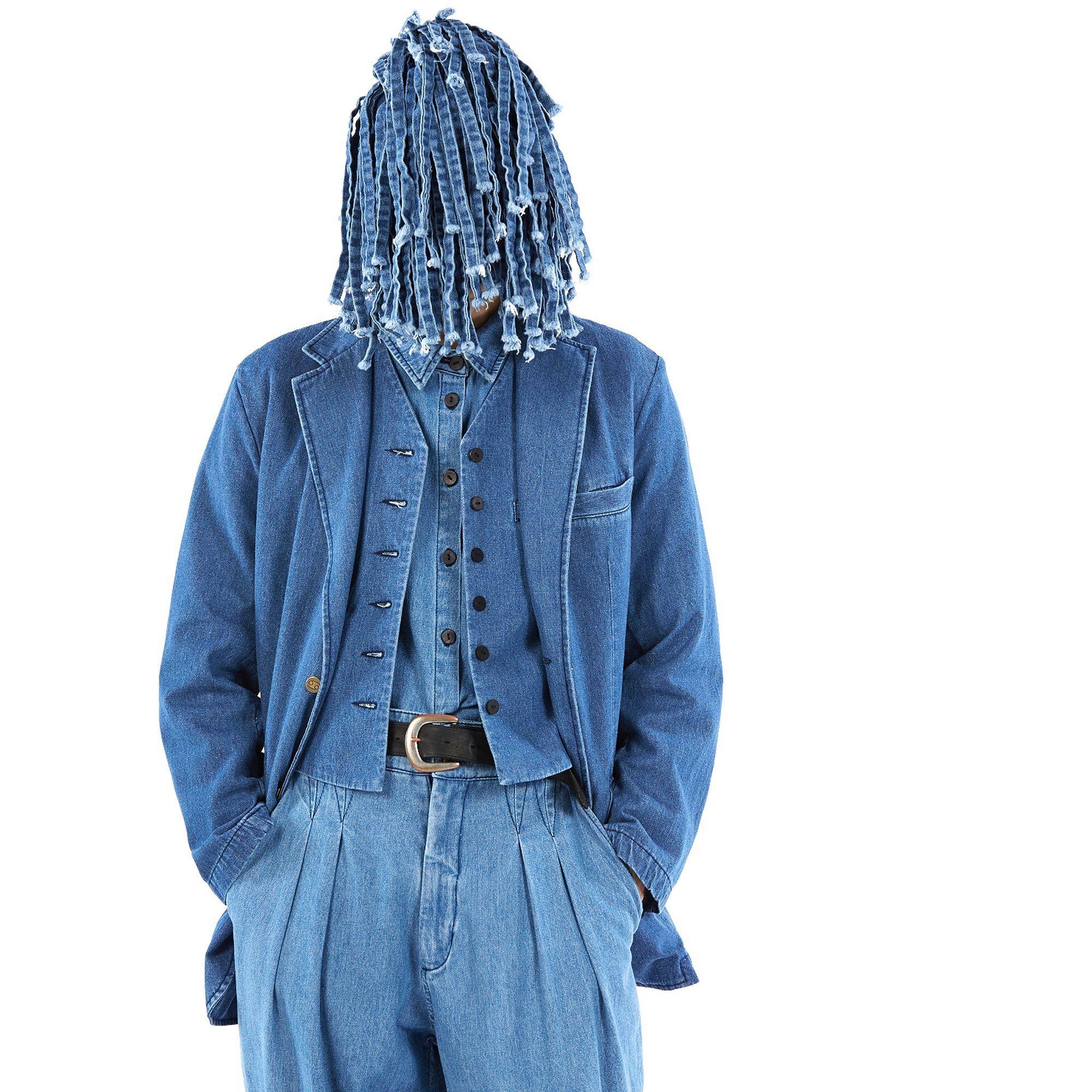 Weird Denim Clothes 1
