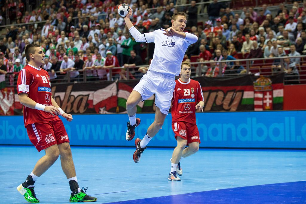 EHF EURO 2016: Russia vs Hungary