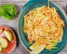 Salade râpée ultra détox pomme, carotte et céleri