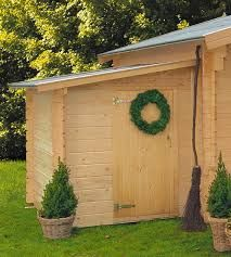 Bildergebnis für gartenhaus holz selber bauen   Gartenhaus Anbau