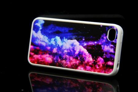 Abstract Galaxy Nebula iPhone 4 and iPhone 4S