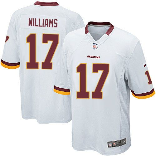 new style 4a7e2 93d8f Youth Nike Washington Redskins #17 Doug Williams Limited ...