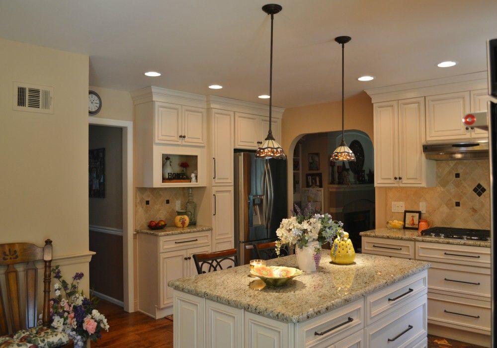Best Giallo Ornamental Granite For Warm Elegant Kitchen 400 x 300