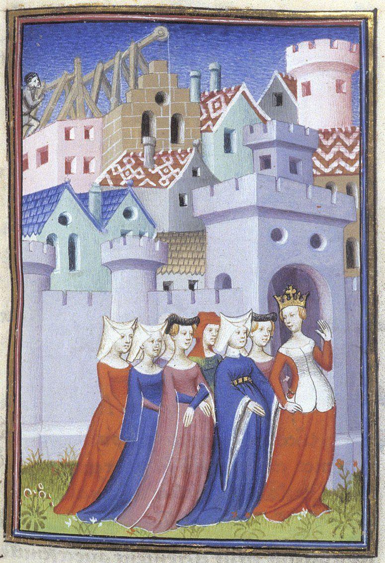 Image result for city of ladies manuscript