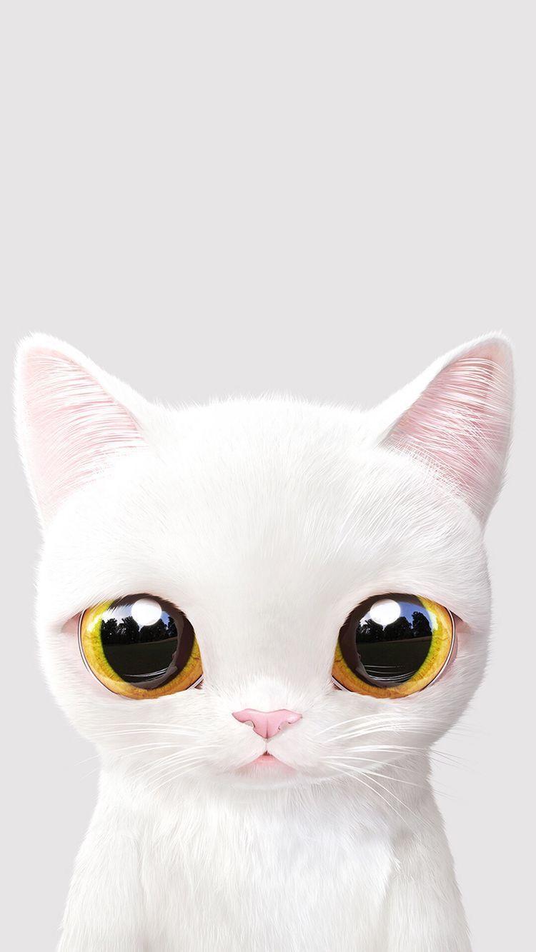 Pin Oleh Safaa Di Wallpapers Seni Kucing Hewan Binatang