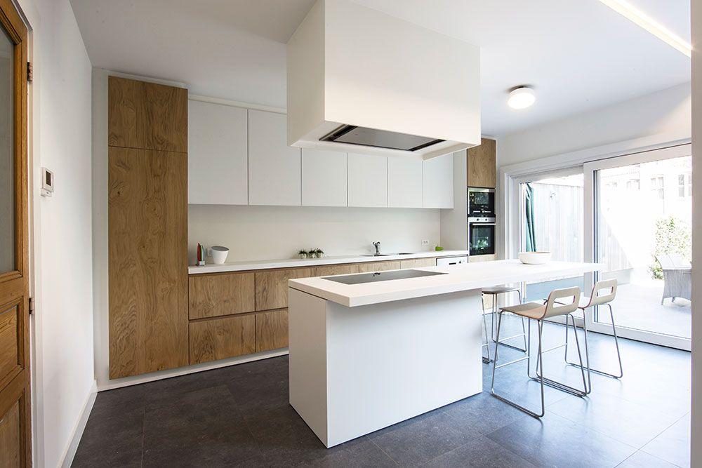 Modern Interieur Herenhuis : Interieur particulier verbouwing herenhuis fase kitchens