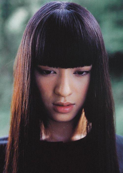 Chiaki Kuriyama   About Face   Beautiful asian women, Kill ...