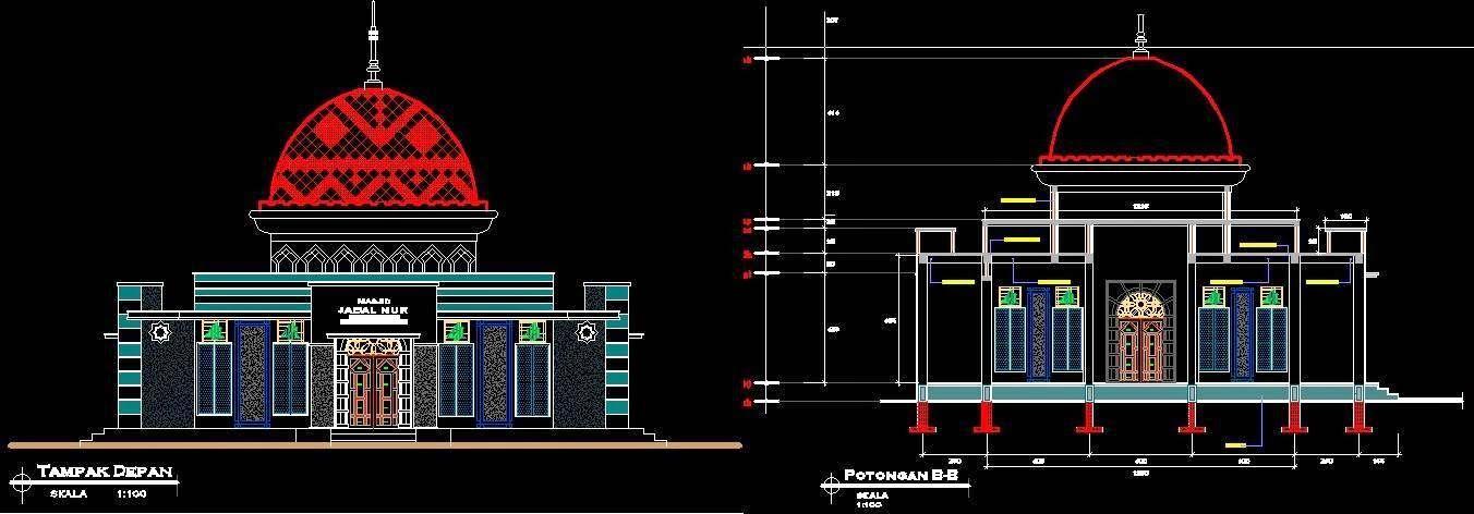 77 Gambar Desain Rumah Autocad File Terbaik Unduh