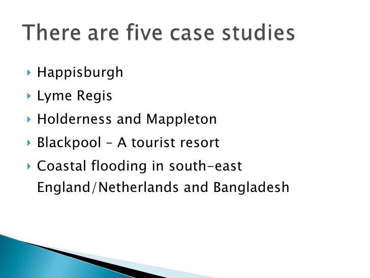 gcse geography blackpool case study