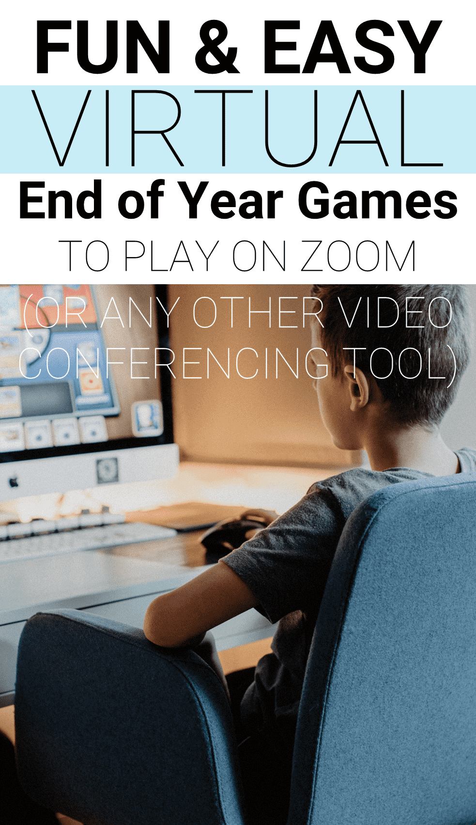 Virtual Games for the End of Year Longwing Learning I