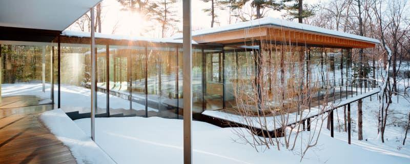 Kengo Kuma & Associates, Erieta Attali · Glass Wood House