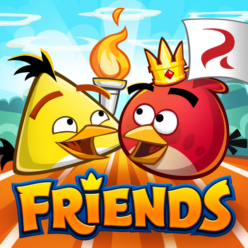 Angry Birds Friends Appstore for Android