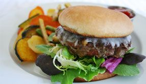Go gourmet the next cookout with this flavorful hamburger patty go gourmet the next cookout with this flavorful hamburger patty recipe fat loss solo plate food lovers dietfood forumfinder Choice Image