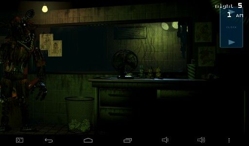 Glitches Five Nights At Freddy S Fnaf Security Room