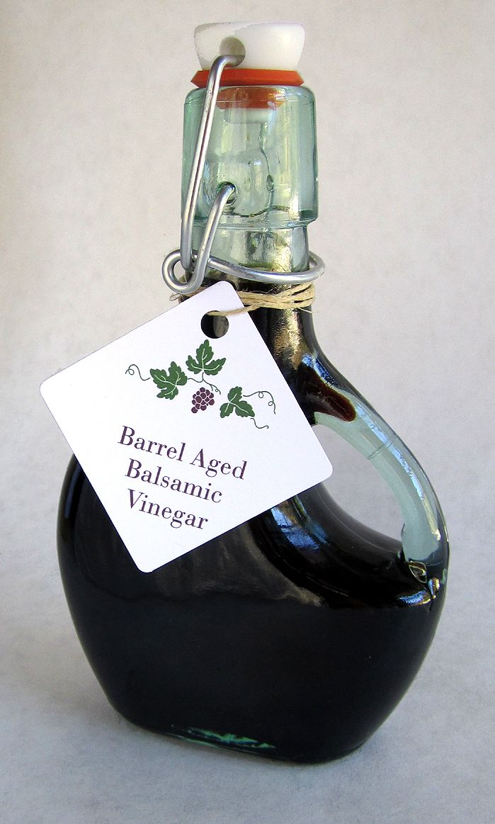 Favor Idea: Red Wine Vinegar with Personalized Vineyard Theme Favor ...