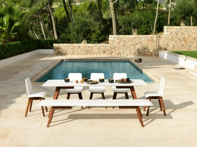 Emejing Grande Table De Jardin Design Ideas - Design Trends 2017 ...