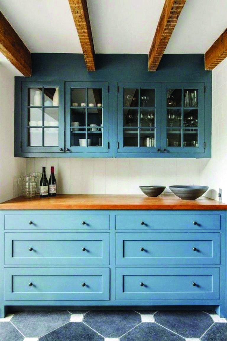 Leading Fad In Kitchen Cabinetry Style Kitchen Cabinet Design