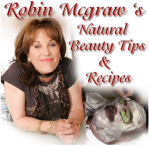 Robin Mcgraw S Beauty Tips Amp Facial Recipes For Almond