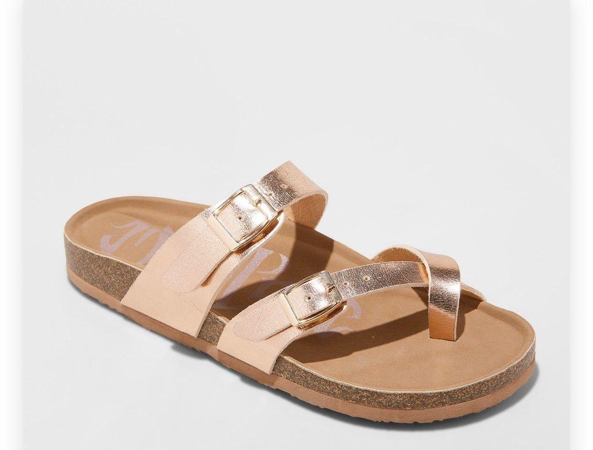 rose gold size 11 Sandals en 2020