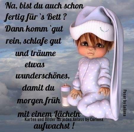 Pin von Heinrich Thoben auf Gute Nacht   Gute nacht zitate