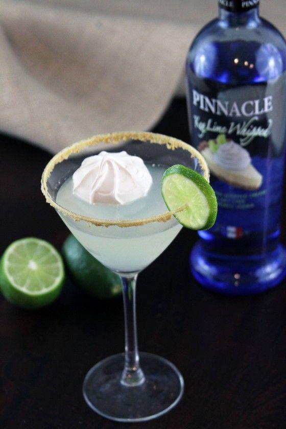 "Key Lime Pie Martini #martini www.LiquorList.com ""The Marketplace for Adults with Taste!"" @LiquorListcom #LiquorList"