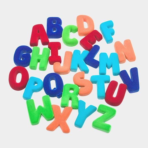 Magnetic Alphabet Letters India
