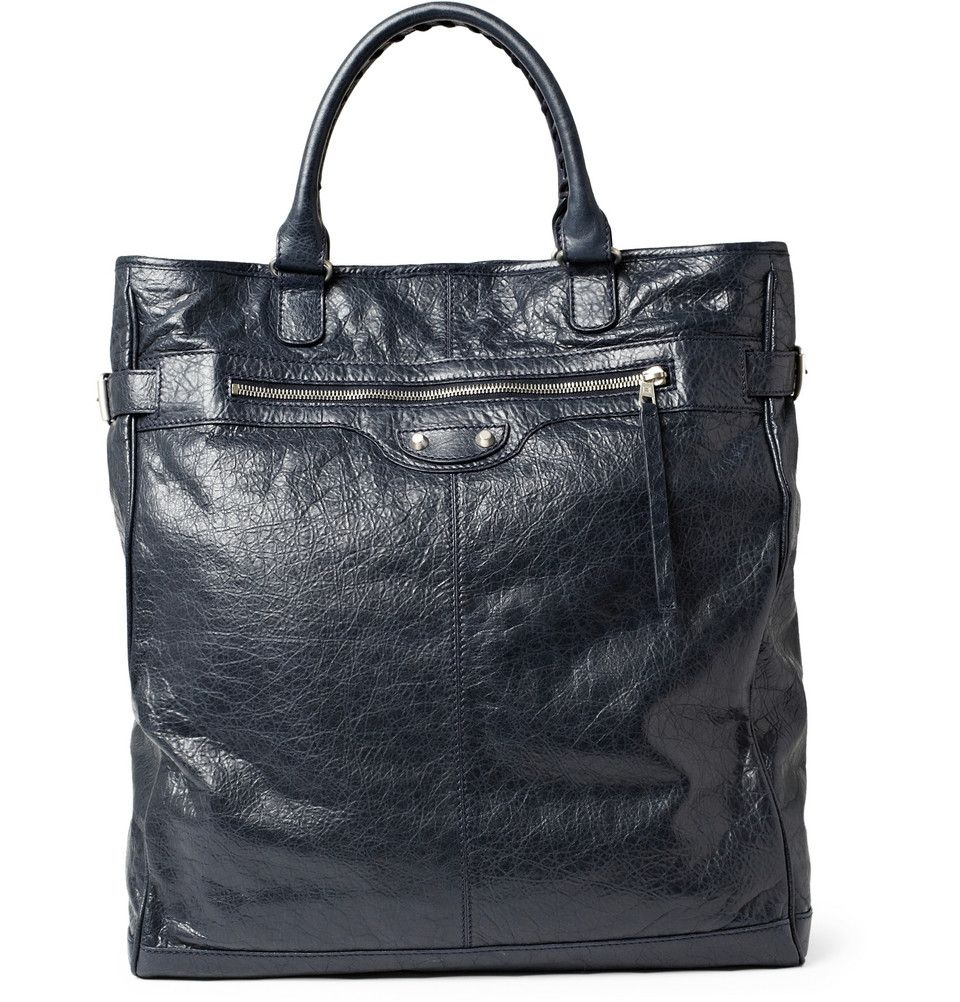 Balenciaga Leather Tote Bag >< Here at Gemoutlook.com the public could enjoy the actual pleasure of possessing a leading quality leather material designer handbag.