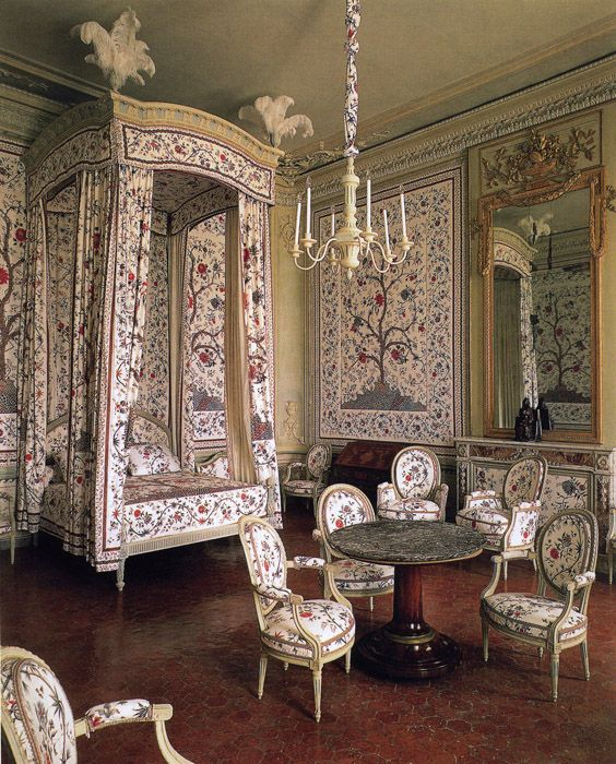 Rococo boudoir Beautiful bedrooms, Beautiful furniture