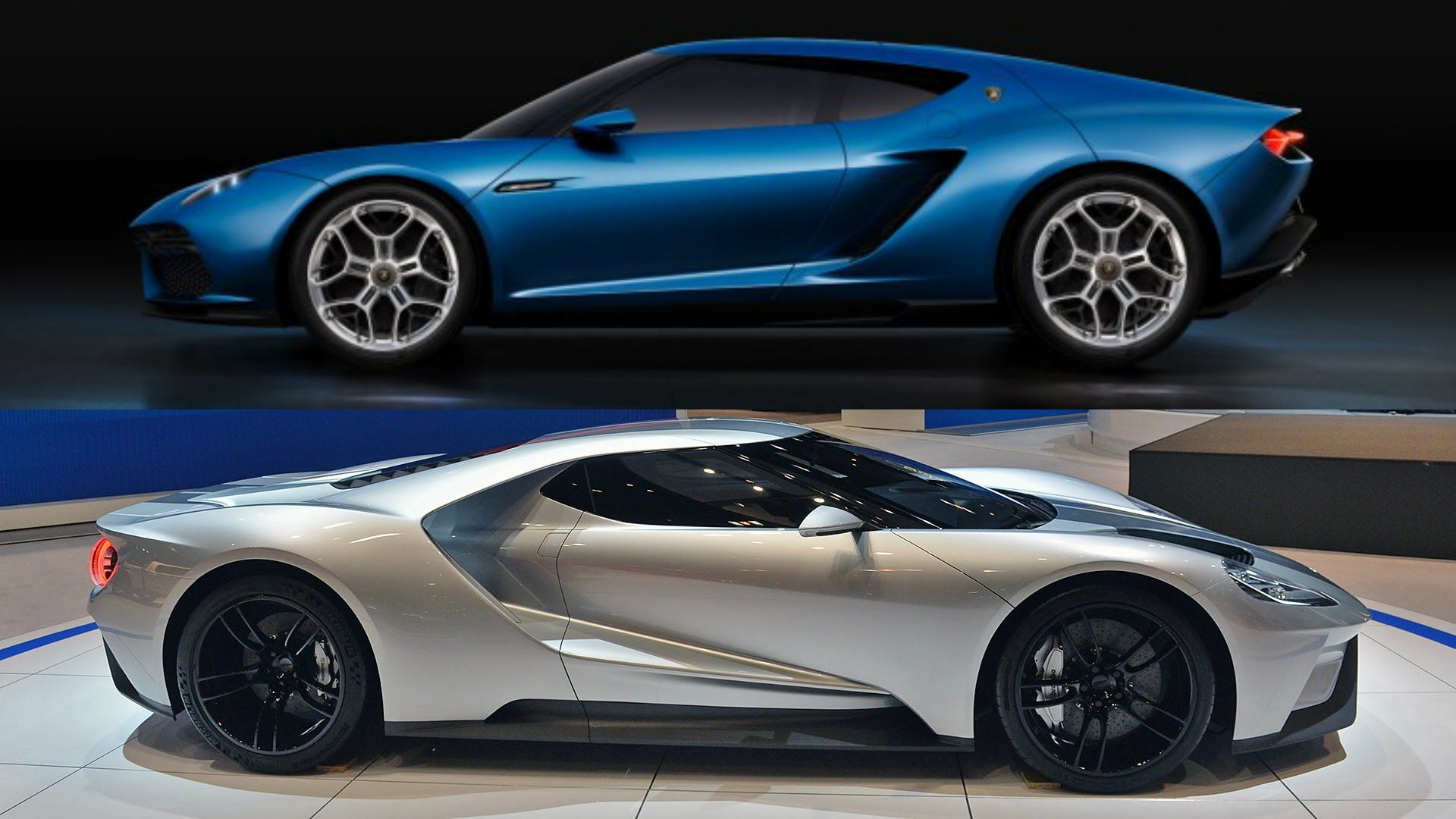 2019 Lamborghini Asterion Vs 2017 Ford Gt Youtube Ford Gt