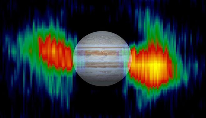 6 Mysteries of Jupiter NASA's New Spacecraft May Solve Where Does Jupiter's Magnetism Originate? Jupiter has an intense and far-reaching magnetic field. Exactly what drives the magnetic powerhouse and how deep inside the planet it originates, however, is unknown.