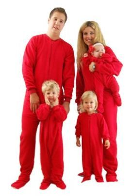 9b393d5066 footie jps for the whole family this would make a funny Christmas card photo