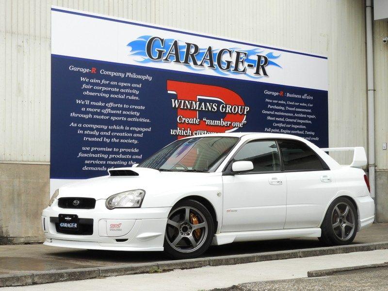 For Sale Subaru Impreza Sti Seller Garage R Co Jp In 2020 Subaru Impreza Subaru Impreza Sti Impreza