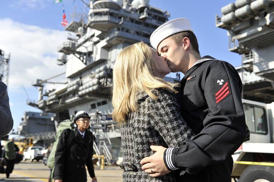 home Navy living