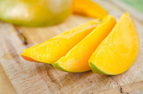 mango mango! yum yum yummy!!!  this is what I see when I smell the new mango fragrance puffs @ https://satsumaonline.com/?page_id=864