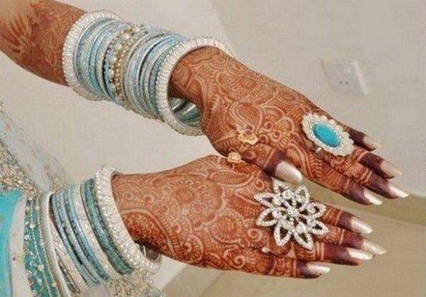 Bridal Mehndi Design Book : Bridal mehndi designs book for latest henna