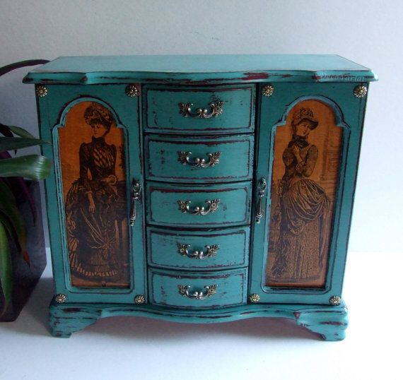 jewellery armoire jewellery box jewellery wardrobe vintage