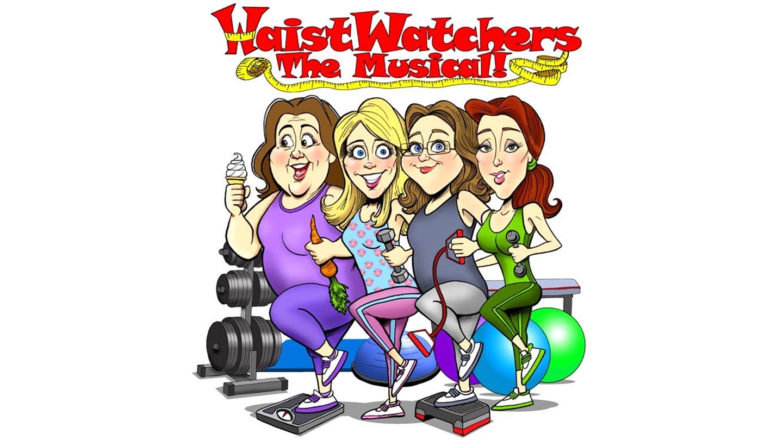 Waistwatchers the musical san diego musicals