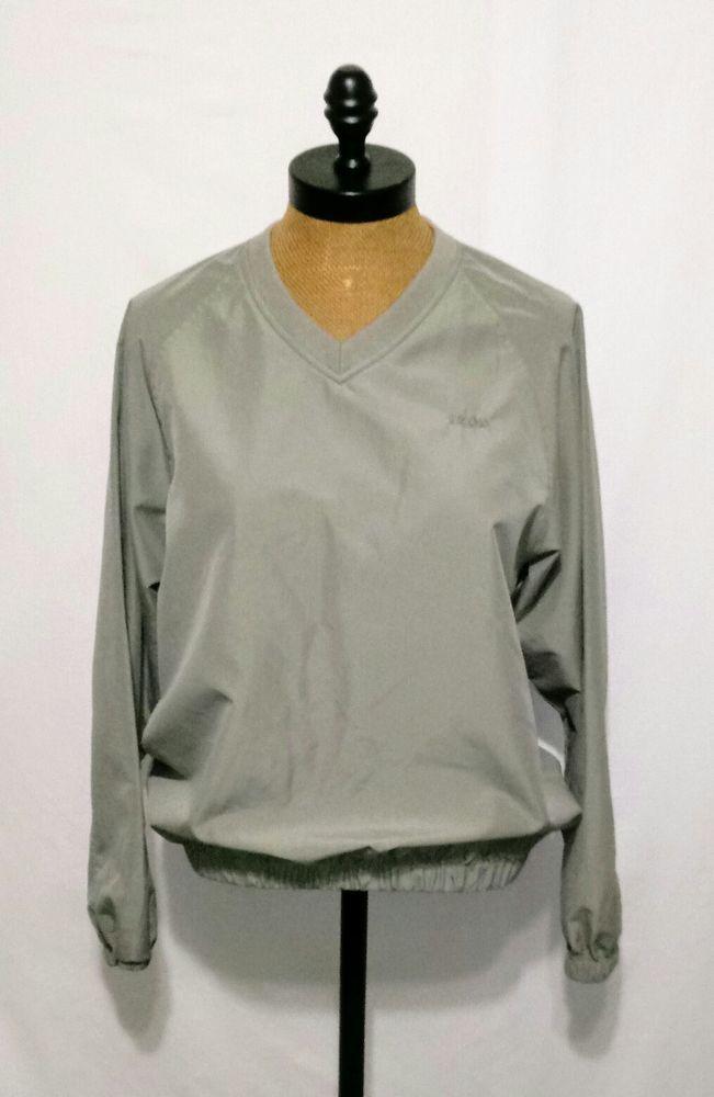 Izod Women S V Neck Pullover Golf Windbreaker Jacket Size M Clothing Shoes Accessories Women S Clothing Coa Windbreaker Jacket Women Clothes For Women