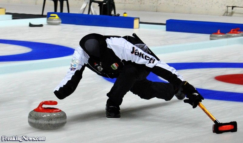 Invisible Man Curling Invisible man, Curls