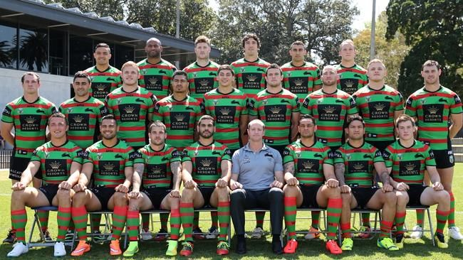 The South Sydney Rabbitohs 2014 Rugby League Rugby Players Australian Football