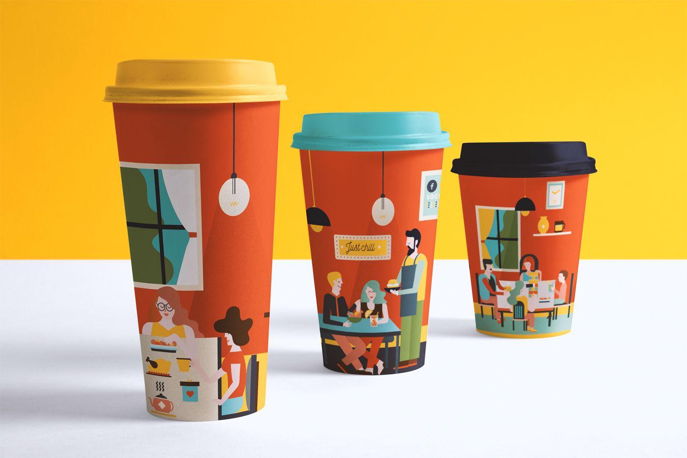 Custom Plastic & Paper Cups | Desert Dog Promotions's