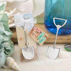 Beach Theme Wedding Souvenir - Sand Shovel Bottle Opener