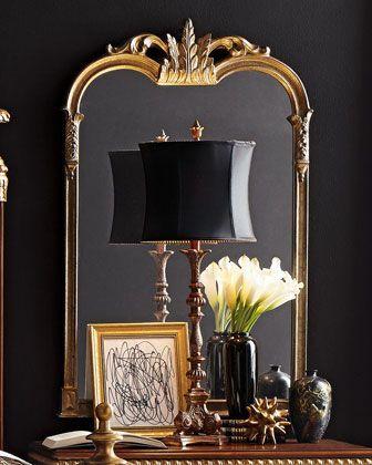 Liked On Pinterest Jacqueline Mirror Uttermost 28w X 43h X 2d Foyer Decorating Handmade Home Decor