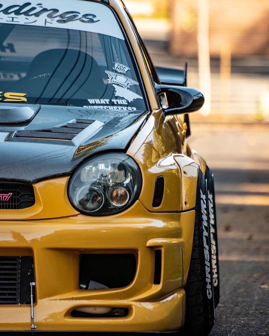 La Imagen Puede Contener Automovil Subaru Wrx Wagon Subaru Cars