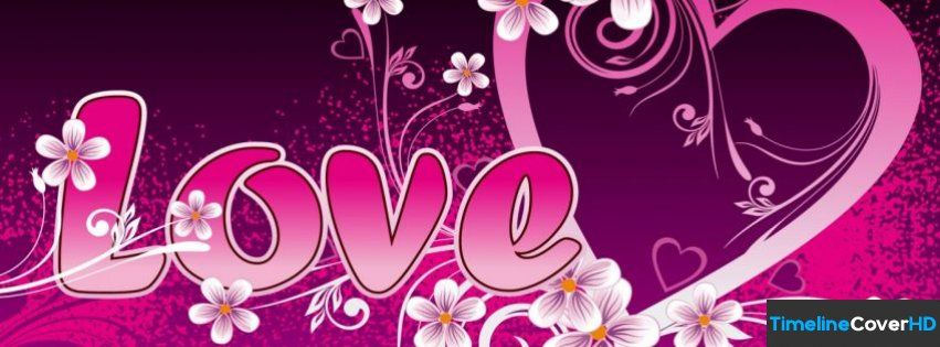 Pink love facebook timeline cover facebook covers timeline cover pink love facebook timeline cover facebook covers timeline cover hd altavistaventures Images